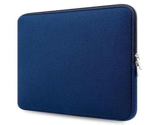 """Clean - Mörkblå - MacBook Fodral 13"""""""
