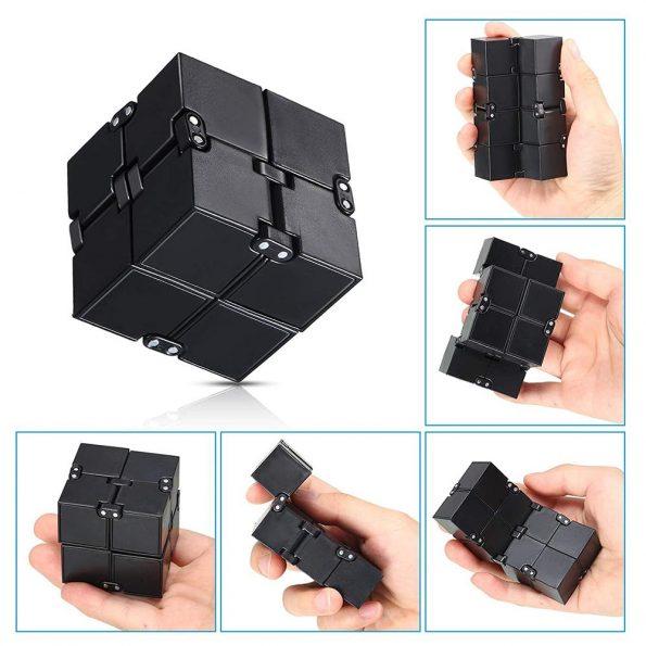 Infinity Cube - Night - Evighets kub