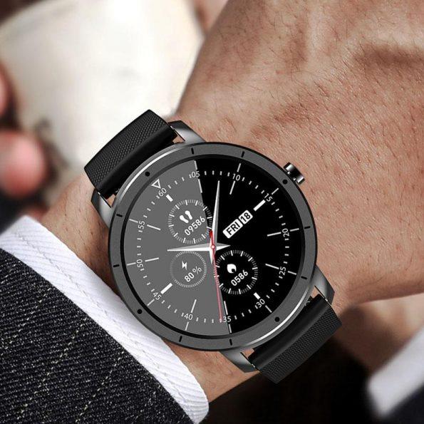 Realtec Health 21 - Smartwatch - Blå